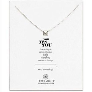 You, Yes You Dogeared Necklace